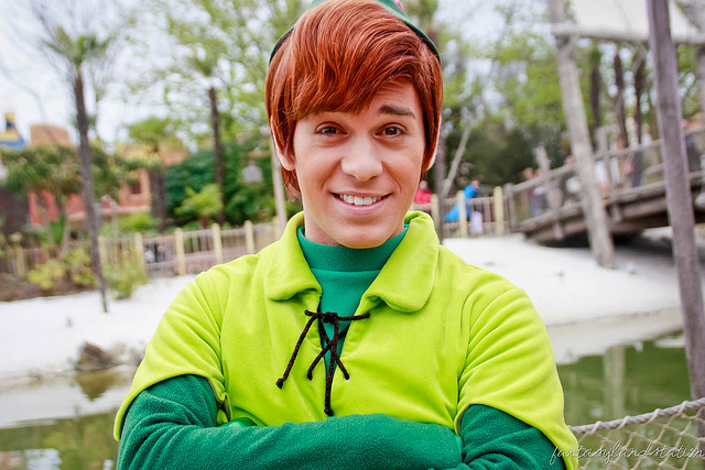 Peter Pan is technically 147. (Photo: Ran Kay)